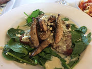 Brian's Landing sets a high standard at Green Lakes (Dining Out Review)