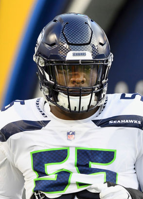 Frank Clark, DE, Seattle Seahawks Clark had four tackles, including a sack, in Seattle's 21-7 win over Minnesota on Monday. He's started every game this season, forcing three fumbles and intercepting a pass.