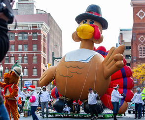 The 2018 Harrisburg Holiday Parade was held on Saturday, November 17, 2018.