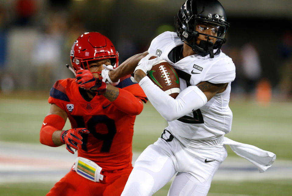 From Bol Bol to Justin Herbert... Oregon Ducks have become an interesting watch