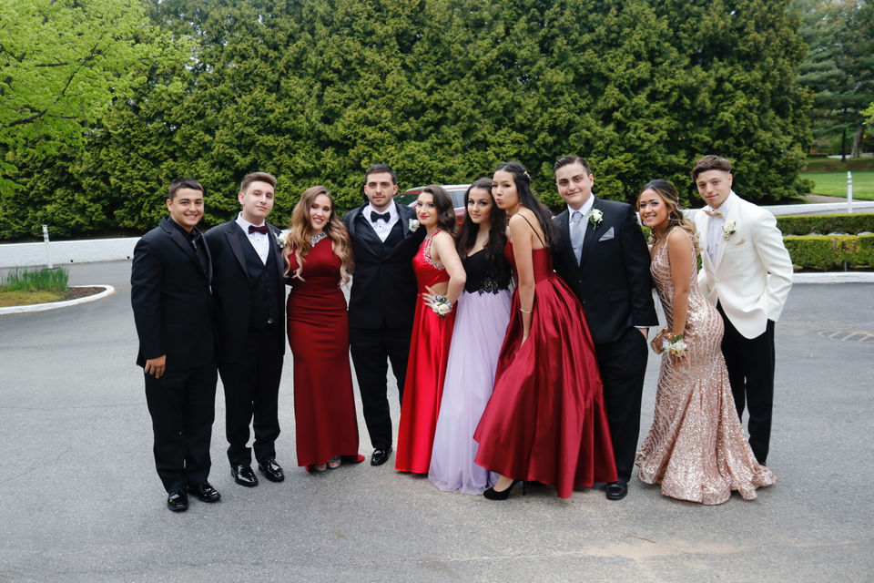 5439de503a Prom 2019  Moore Catholic High School students celebrate at the Richmond  County Country Club