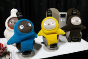 CES 2019 highlights: 5G, cuddly robots, talking toilets, more