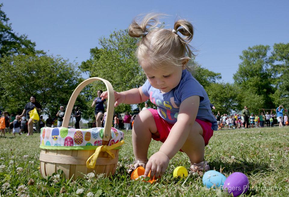 Bellevue Park Easter Egg Hunt