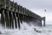Adieu, Alberto! No storm to threaten your Gulf Coast beach weekend