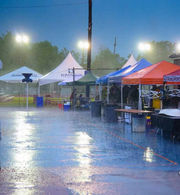 The show must go on at St. Matthew's Crawfish Cook-Off