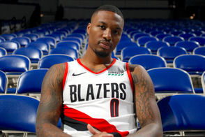 Photos from Portland Trail Blazers media day 2018. Sean Meagher/Staff