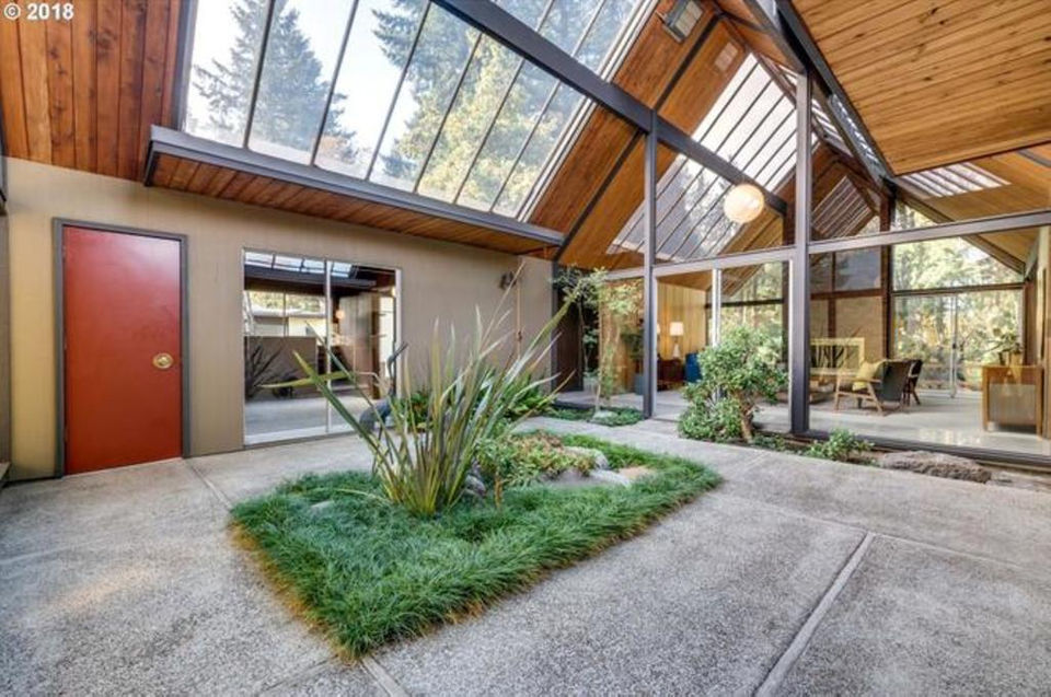 Oregon's coolest midcentury modern houses: Builder Bob Rummer's enduring legacy (photos)
