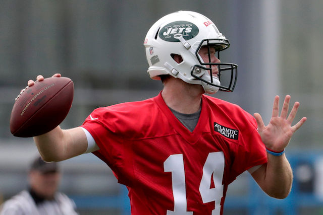 Jets' best, worst PFF grades: Who's to blame on offense? Rating Sam Darnold, Quincy Enunwa, Bilal Powell, Robby Anderson, more