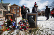 March in Bethlehem honors Dr. King, father of the civil rights movement (PHOTOS)