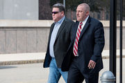 At sentencing, disgraced ex-cop apologizes to everyone except his victims