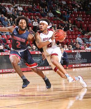 UMass Men's Basketball vs Howard