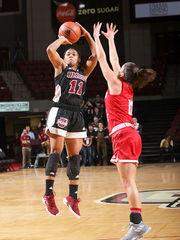 UMass women's basketball opens season with 78-61 win over Sacred Heart (photos)