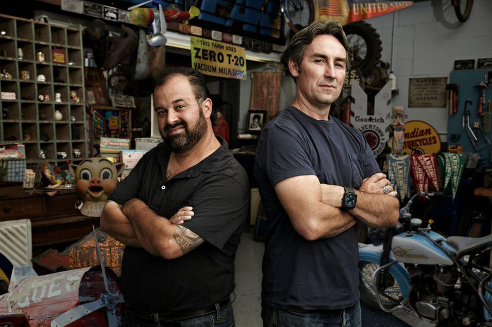 'American Pickers' coming to New York