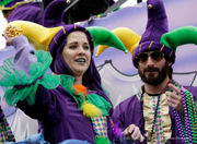 Knights of Nemesis rolls in Chalmette: See photos from the parade