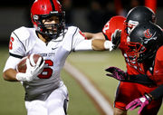 Oregon State Beavers: In-state football commitments of past 5 years