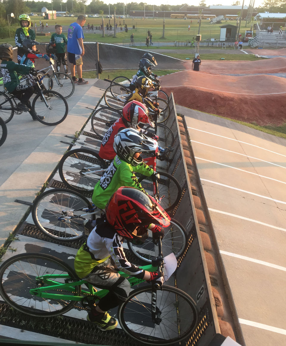 Gretna BMX track