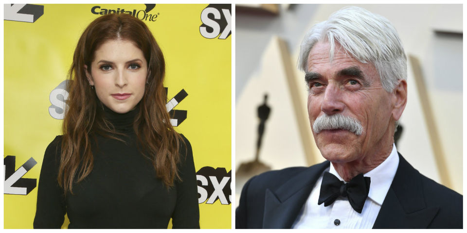 Today's famous birthdays list for August 9, 2019 includes celebrities Anna Kendrick, Sam Elliott