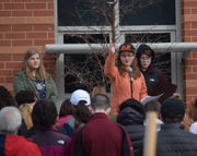 National Student Walkout: Easthampton students rally against gun violence (videos)