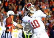AJ McCarron announces jersey number he'll wear for Buffalo Bills
