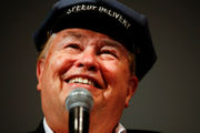 THE Mr. McFeely visits Bethlehem to mark 50 years of 'Mister Rogers' (PHOTOS)