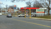 Springfield slates $1 million redesign, new traffic lights at Carew Street entrance to Mercy Medical Center