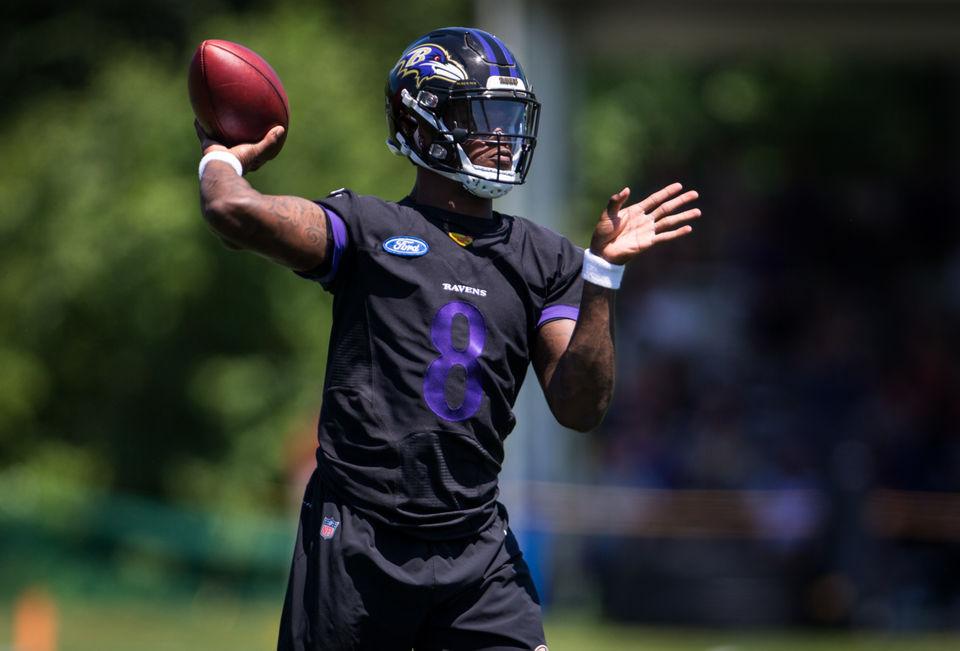 Lamar Jackson buzz  What Baltimore Ravens teammates d94c7b11e