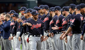 CLEVELAND, Ohio -- Before the real wheeling and dealing begins, let's step into Chris Antonetti and Mike Chernoff's shoes and see what shakes out.  Baseball's winter meetings are set to get underway Sunday in Las Vegas, and now is as good a time as any to put on the general manager's hat for a day and build an ideal (under the current circumstances) Cleveland Indians roster for the 2019 season. Tribe beat writer Paul Hoynes and I will each take a shot at playing GM with a payroll budget of about $135 million. We can trade anybody on the roster or sign free agents and decide which players on the 40-man roster will be sent to the minors provided they have options remaining.  This exercise is not intended to be a set-in-stone prediction of what Cleveland's final roster will look like. Rather it's more of a wish list given the Indians' current situation faced with a free-agent exodus and pressing needs in the bullpen and outfield.  We're also guided by the club's obvious need to cut payroll and acquire young talent with controllable contracts while remaining competitive in the American League Central Division.