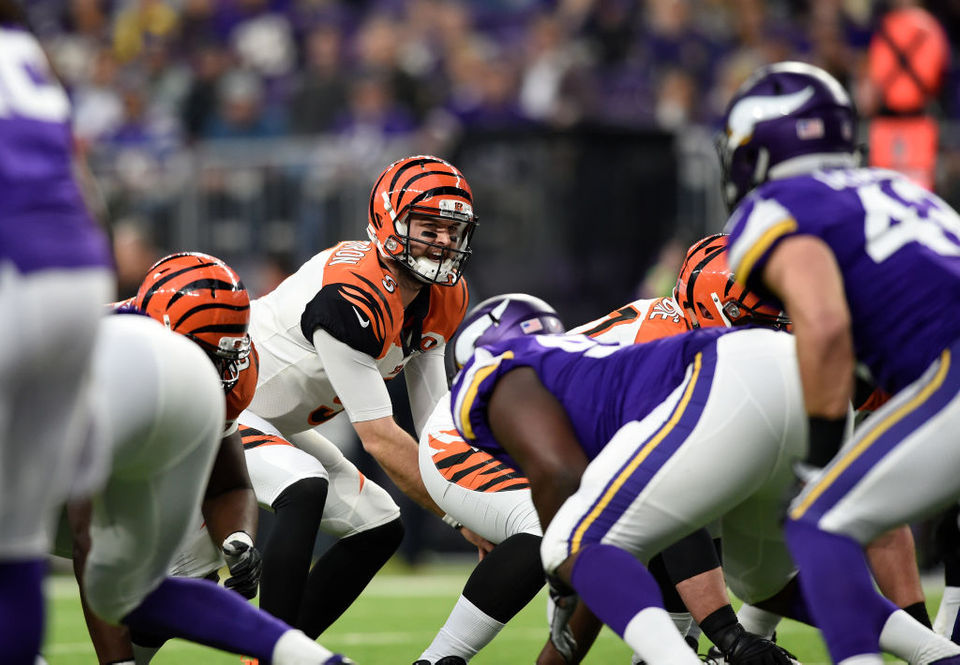 AJ McCarron ready to 'let the wins do the talking' again with Buffalo Bills