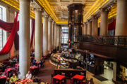 Luxurious steak house used to be a Philadelphia bank: Cool Spaces