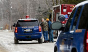 Police respond to possible standoff in rural Saginaw County