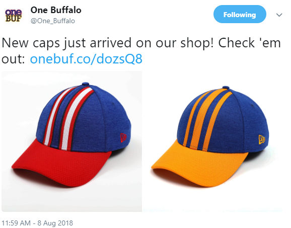 Hard pass: Bills, Sabres fans don't hold back their feelings on new One Buffalo hats