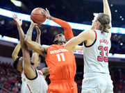 Best and worst from Syracuse basketball's loss at N.C. State