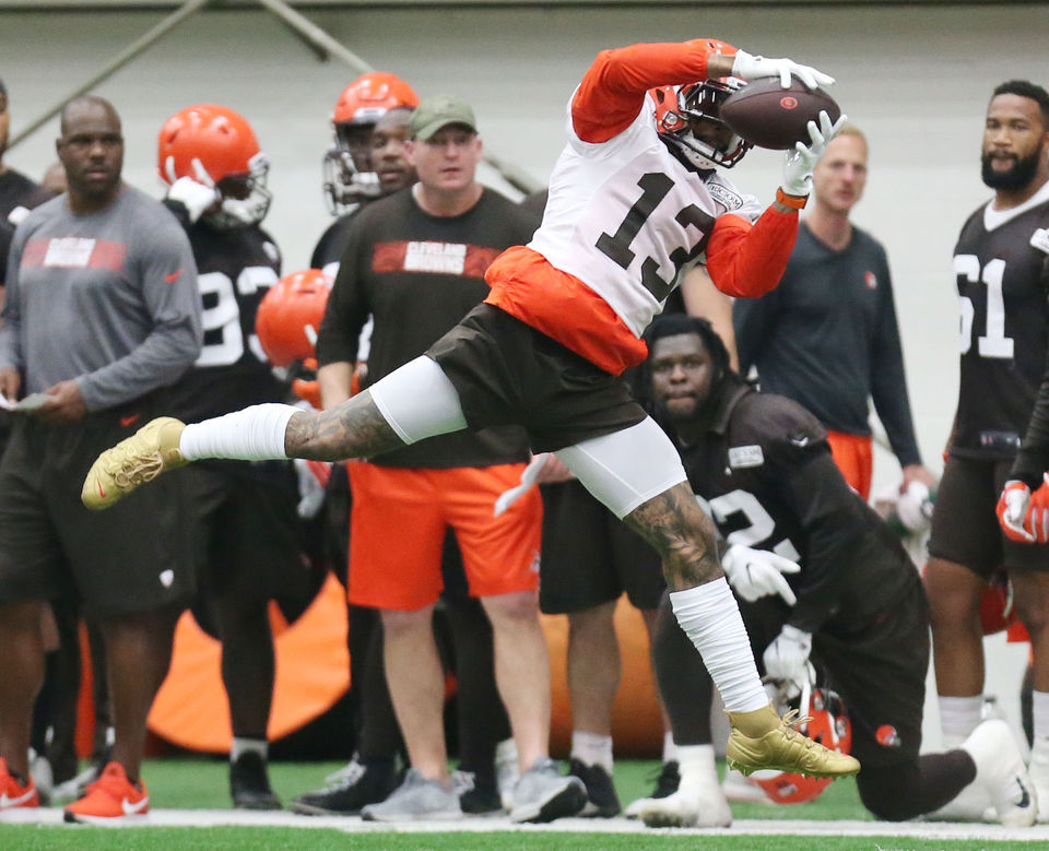 27 things we learned about the Cleveland Browns this week