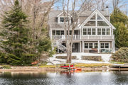 House of the Week: Million dollar lake house on the market in the Berkshires