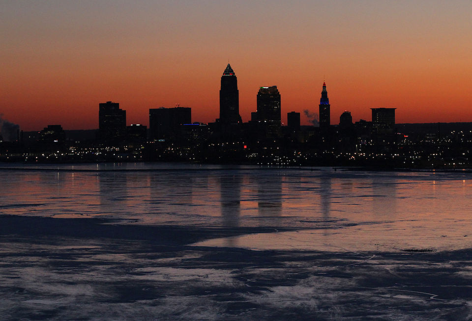 Cleveland's seen average temperatures, less snow this winter: A look at the season's highs and lows