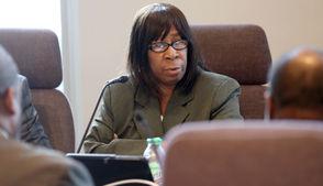 Cleveland City Councilwoman Phyllis Cleveland