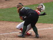 Coloma rallies in final two innings to win first softball state championship