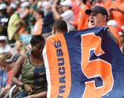 What are the odds Syracuse football wins the ACC?
