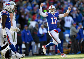 "Orchard Park, N.Y. -- Buffalo Bills rookie quarterback Josh Allen has proven that he can run this season. He leads the Bills (4-9) in rushing yards with 490 yards and five touchdowns, and his highlight reel is powered by jaw-dropping plays once he tucks the ball and takes off. We know Allen can run but now the rookie has to show that he can be smarter with his body. He set a franchise record with 135 yards rushing last week against the New York Jets, but he took a pounding. Quarterbacks running often and racking up the hits is not a recipe for longevity in this league, and Allen knows it. ""I got to start limiting the hits I take on myself, just being smart in that aspect myself,"" Allen said after last week's 27-23 loss against the Jets. Allen and the Bills host the Detroit Lions (5-8) and quarterback Matthew Stafford in a game with nothing more on the line than a chance for coaches to evaluate players. The Bills offense is littered with young players at receiver and on the offensive line that could get a number of important reps in the game. Receiver Isaiah McKenzie has found a home in Brian Daboll's offense since coming over the Buffalo from Denver a month ago. His play has kept Ray Ray McCloud on the bench. Robert Foster had his second 100-yard game of the season last week and Zay Jones scored two touchdowns against Miami in Week 13. Bills running back LeSean McCoy suffered a hamstring injury last week and is questionable to play this week after being limited in practice. Buffalo signed Keith Ford off the practice squad and he could see time along with Marcus Murphy and Chris Ivory. Bills rising star linebacker Matt Milano will miss the rest of the season after suffering a broken fibula and cornerback Taron Johnson had shoulder surgery last week and will also be out. Bills coach Sean McDermott said that both Deon Lacey and Julian Stanford could get time on the outside to replace Milano."