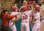 Alabama softball run-rules Ole Miss