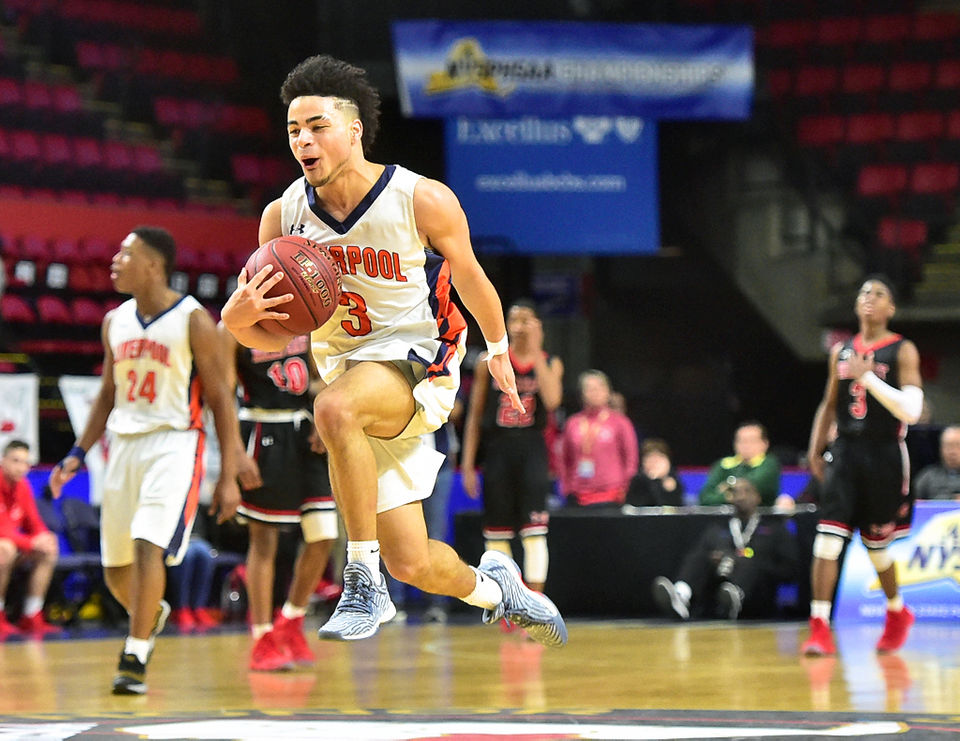 Central new york high school boys basketball syracuse state champs perfect liverpool claims aa crown video boys basketball fandeluxe Image collections
