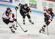 Season ends for Muskegon Lumberjacks with OT loss in USHL playoffs