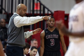 """When one player from a program has a successful high school career and moves on to the collegiate level, incoming freshmen tend take notice. """"When you have an athlete that is being recruited it definitely helps the program,"""" said Archbold. """"Kids around the Island look at certain schools, whether it be St. Peter's or Monsignor Farrell, and we've had many guys play at the college level whether it be Division I, II or III, and they see that. And we have good programs in terms of our nursing programs so that helps, too, and it makes kids want to go there especially when colleges around the country are looking."""""""