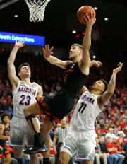 By the numbers: How Oregon State mens basketball stands in NCAA, Pac-12