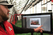 Virtual sluggers: Step into the cage with Rutgers hitters as they emulate Yankees' Aaron Judge (VIDEO)