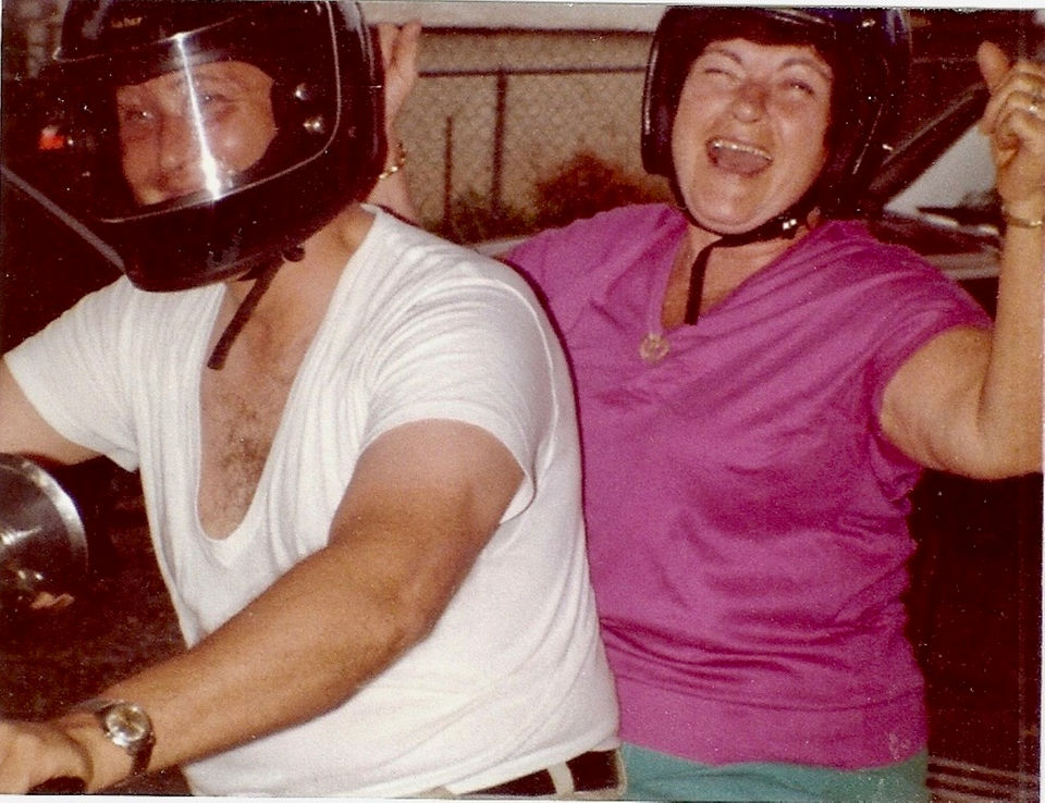 'Who knew?' 1980's Motorcycle Mama turns 100 years-young