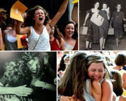 70 years of Alabama Bid Day: Look back at vintage sorority rush photos up to now