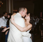Couple falls in love in New Orleans, returns for spectacular wedding