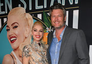 Celebrity sighting: Gwen Stefani in Upstate NY for Blake Shelton concert (photos)