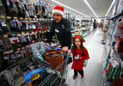 Shop with a Cop: Valley police lend holiday helping hand (PHOTOS)